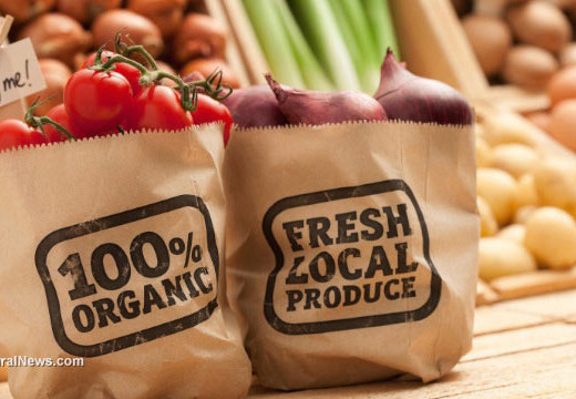 Huge new study  proves organic foods are healthier and more
