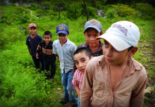 "Central Americans experience ""frightful nightmare en route to U.S."