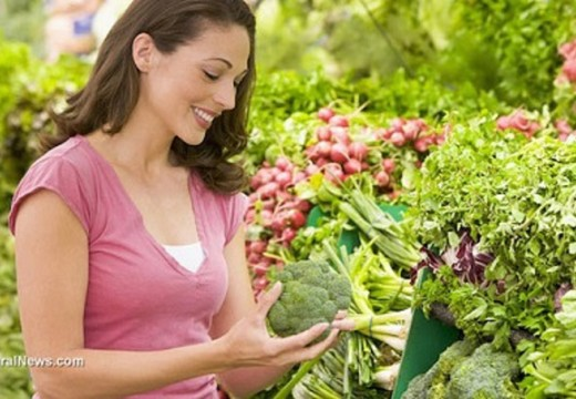 Organic food's immense potential to heal