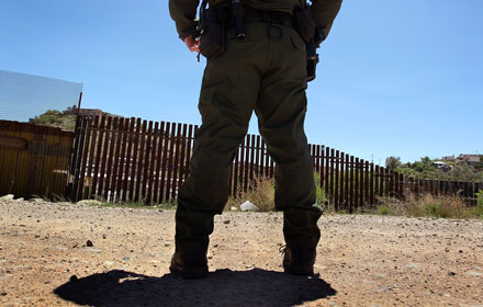 Border Patrol agent accused of assaulting migrant teen