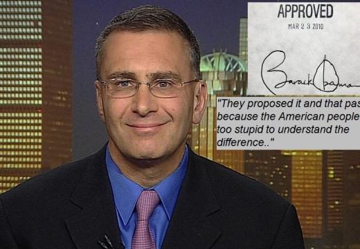 Gruber's goober: Obamacare deception