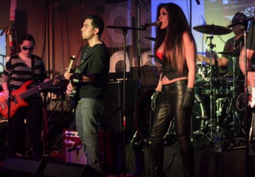 La Jefa & Ayahuasca Band, entrevista con El ReporteroTV