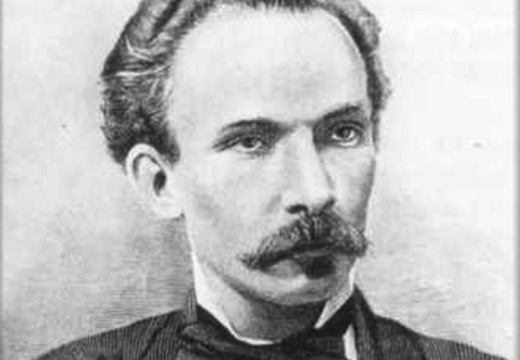 Homage to Cuban hero José Martí