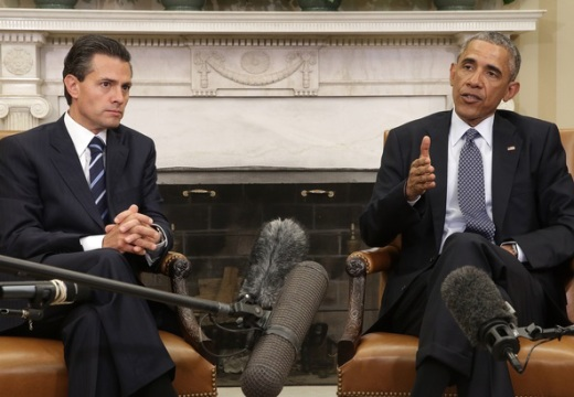 Warnings in Mexico of hidden agenda in Peña-Nieto Obama meeting