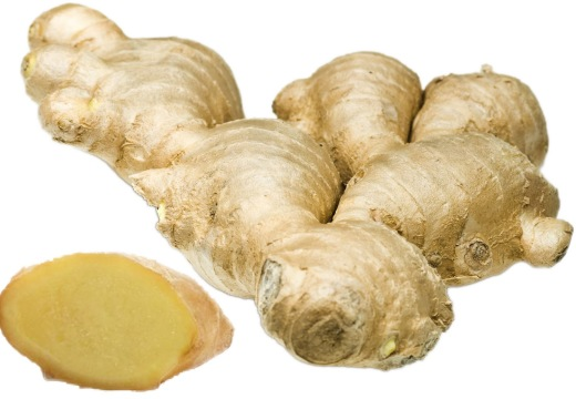 Ginger root is a mirable cure for prostate cancer