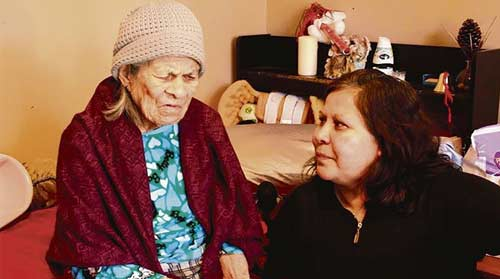 Latino families find eldercare a tough but beautiful mission