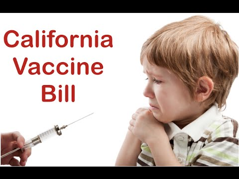 Bought-off California lawmakers approve SB 277 mandatory vaccination law