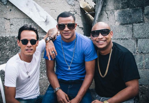 Gente de Zona and Marc Anthony lead hit parade in Spain