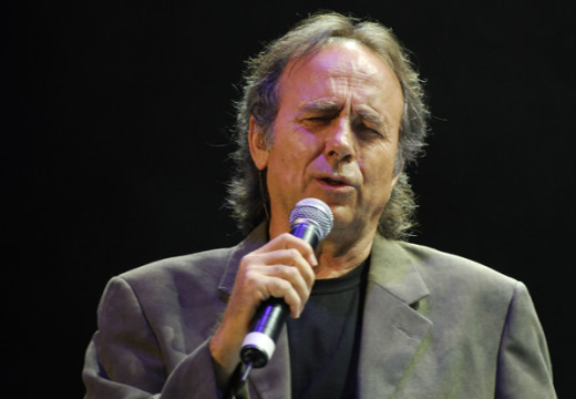 Managua ready for Joan Manuel Serrat Concert
