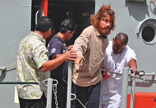 Real life 'Castaway' survivor sued for $1 million by family of a man they claim he ATE