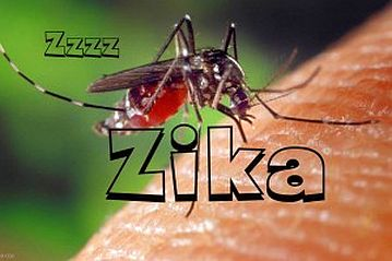 Zika: Mega-power's best friend: the virus