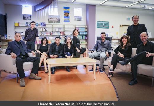 Teatro Nahual presents Leyendas y Realidades