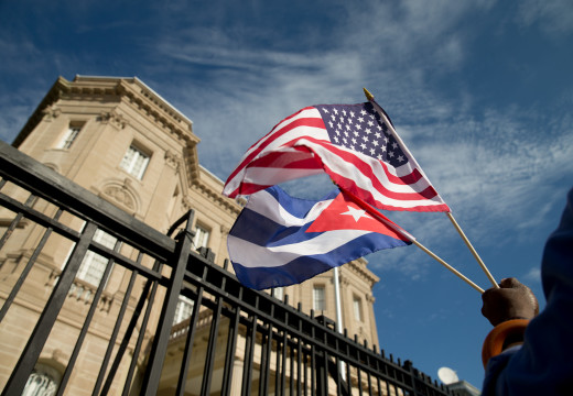 First flight for direct Postal Service with EE.UU. arrives in Cuba
