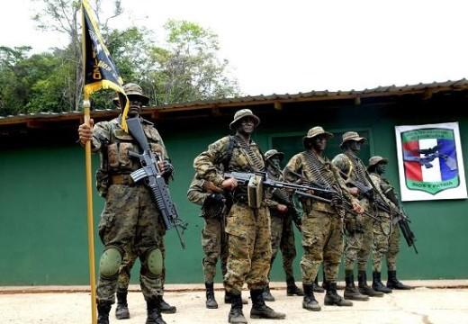 Panamá aumenta tropas en frontera con Colombia
