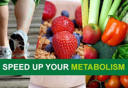 ¿Tiene necesidad de aceletar su metabolismo?