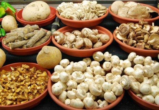 Mushrooms: a real superfood with multiple disease-fighting nutrients