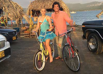 Shakira y Carlos Vives lanzarán La Bicicleta