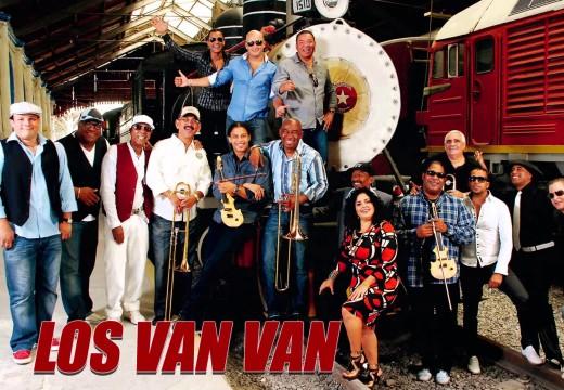 Los Van Van bring Cuban music to the United States
