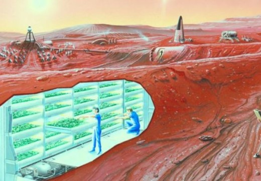 The government of Mars is already being planned: a glimpse at Martian law