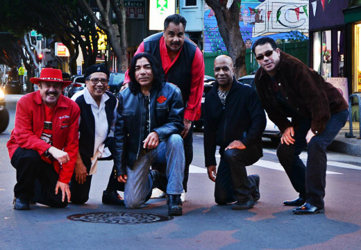 Puro Bandido with its original Latin rock taste