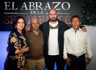 Película colombiana obtiene mayor número de Premios Platinos