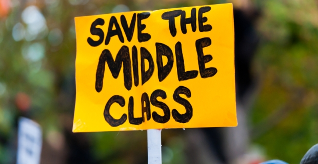 Bye bye middle class: the rate of homeownership in the US has hit the lowest ever