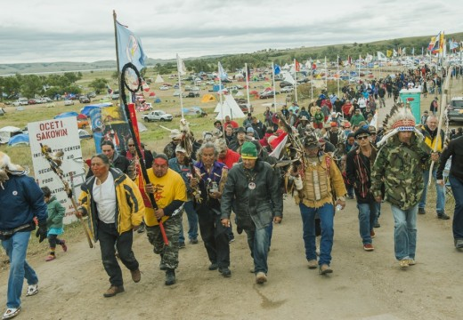 The Obama Administration temporarily blocks the  Dakota access pipeline