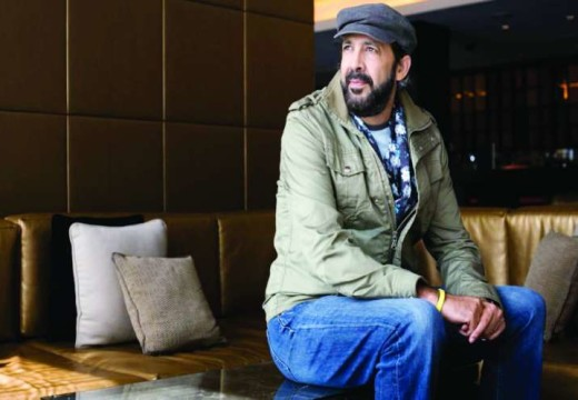 Juan Luis Guerra on tour in the US