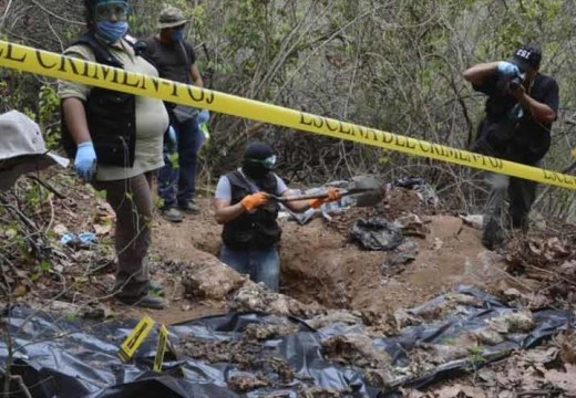 Mexico reports clandestine graves in 16 states