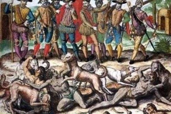 8 myths and atrocidies Christopher Columbus and Columbus Day