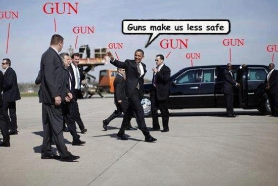 Obama advocates for UN gun treaty ratification