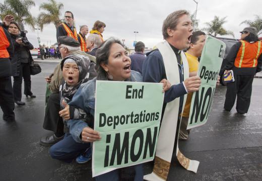 Lo que Trump puede y no puede hacer con los inmigrantes