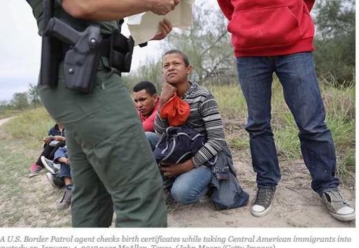 Plan de Trump: Deportar a México 'a todos' los que  crucen la frontera ilegamente