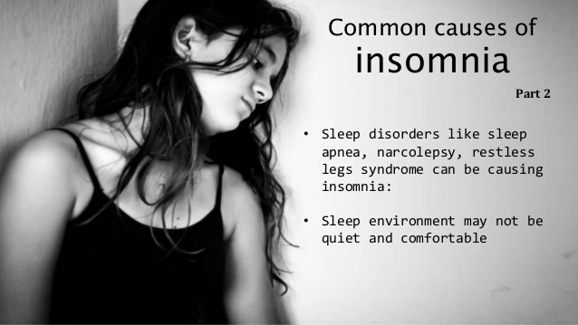 Sleep disorders: symptoms, causes and treatments