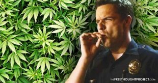 Police departments now allow recent potheads to be cops