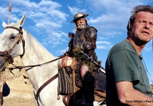 """El cineasta Terry Gilliam termina """"El hombre que mató a Don Quijote"""""""