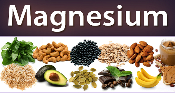 5 warnings signs of  magnesium deficiency