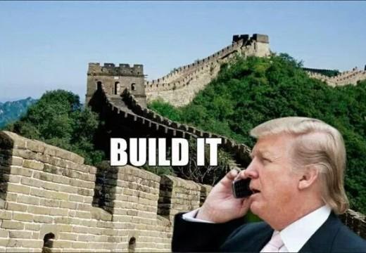 Trump lo dice de nuevo: Mexico pagará por el muro