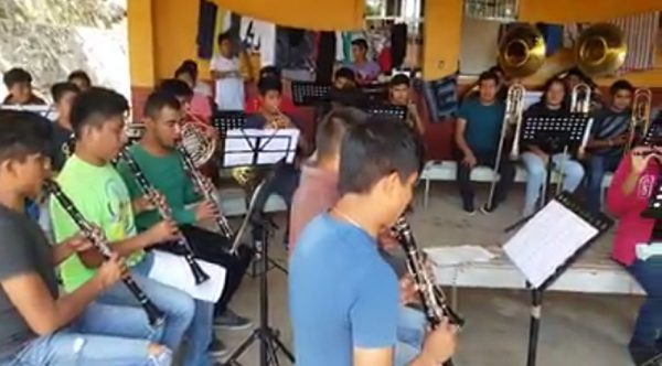 Oaxaca band's versión of hit song went viral