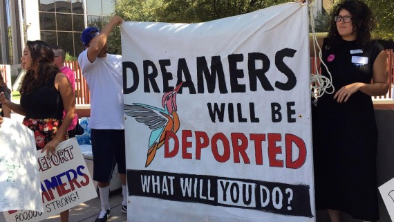 As DACA's end is announced, advocacy groups stand in  defense of Dreamers