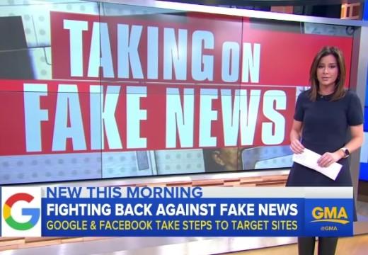Comprender la histeria de las 'noticias falsas'