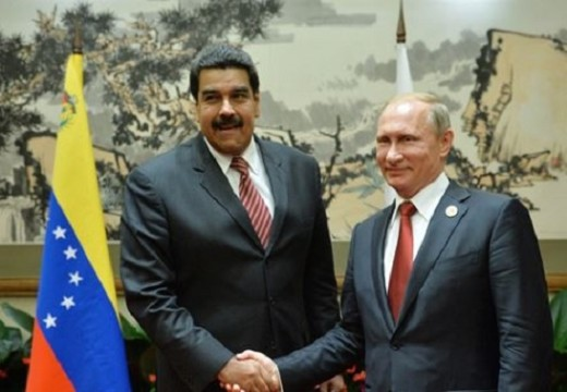 Venezuela's Maduro suggests global oil trade in Russian ruble and Chinese yuan