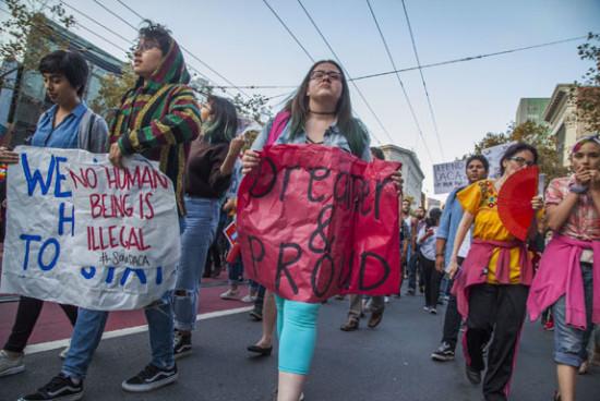 Justicia para los soñadores – castigar a los autores de la migración forzada