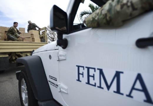 FEMA had a plan for responding to hurricane in Puerto Rico
