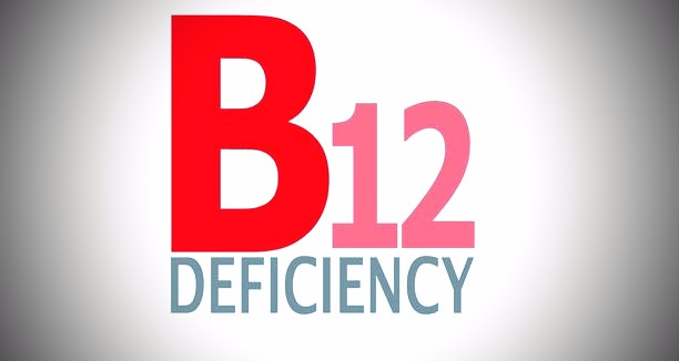 Myeloneuropathy symptoms from vitamin B12 deficiency
