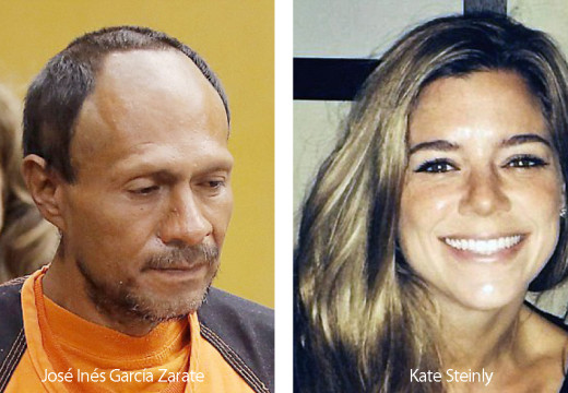 Mexican immigrant acquitted of murder of Kate Steinle