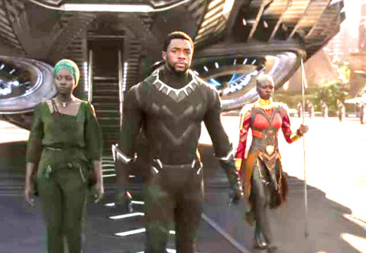 Black Panther breaks records, maintains box office lead