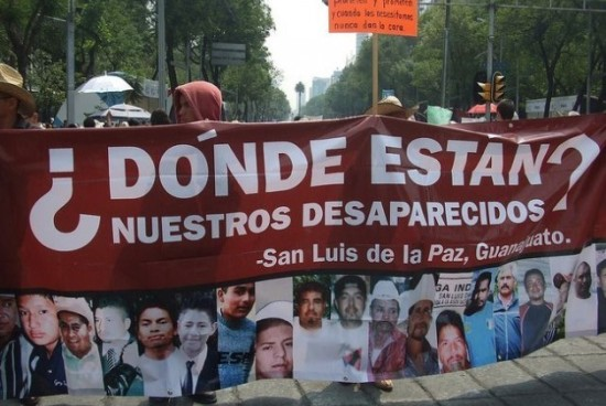 Human rights in Mexico, from crisis to catastrophe