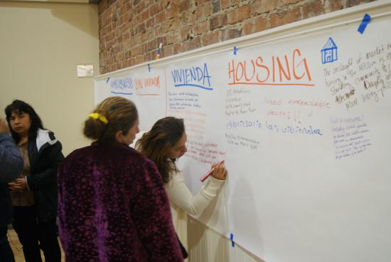 La ciudad y la comunidad se unen en un histórico plan