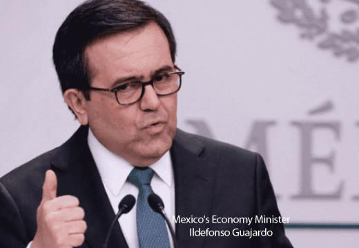 Acuerdo TLCAN es poco probable esta semana, dice ministro de economía